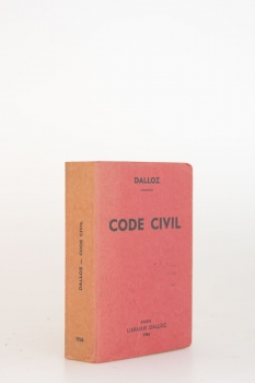 Dalloz, Code Civil, 1966